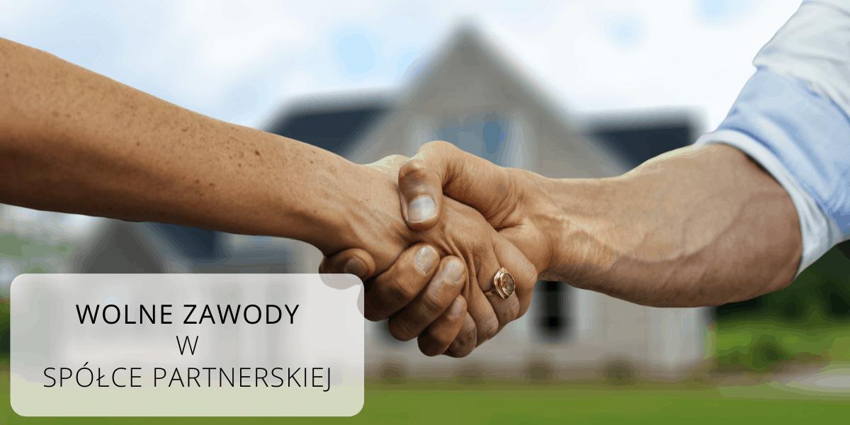 Wolne zawody w spółce partnerskiej